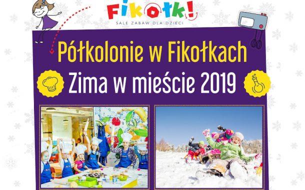 Półkolonie w Fikołkach | Ferie we Wrocławiu