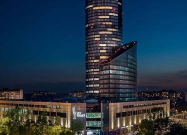 Noc Muzeów 2021 w Sky Tower Punkt Widokowy