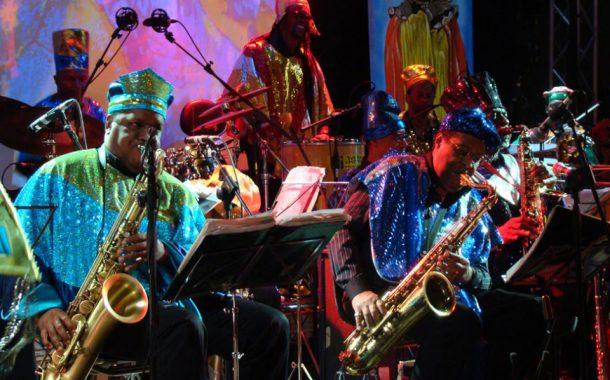 Sun Ra Arkestra | 55. Jazz nad Odrą