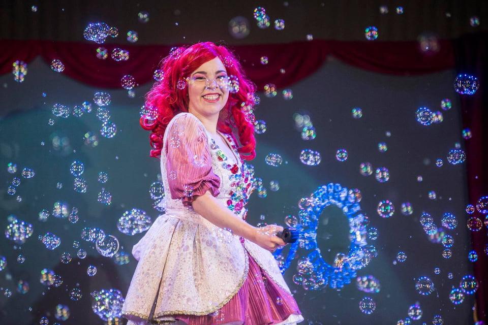 Teatr Baniek Mydlanych | spektakl dla dzieci