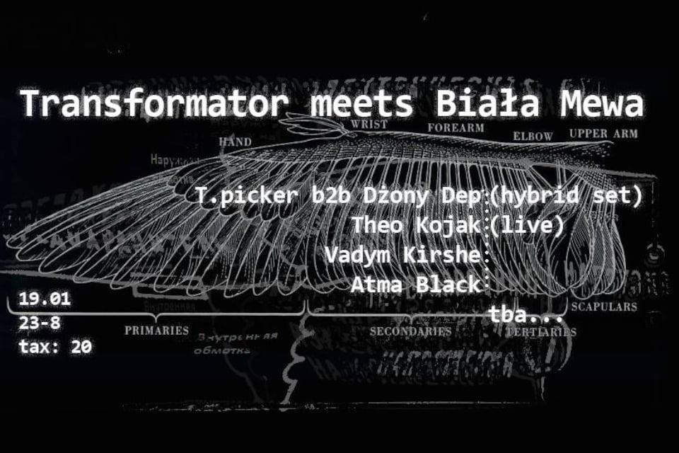 Transformator meets Biała Mewa
