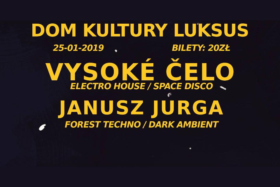 Vysoké Čelo x Janusz Jurga | Wzium! Party Wrocław