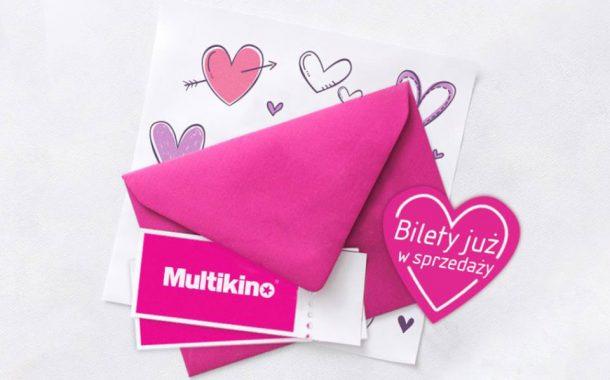 Walentynkowa moc atrakcji w Multikinie