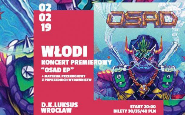 Włodi - OSAD EP TOUR