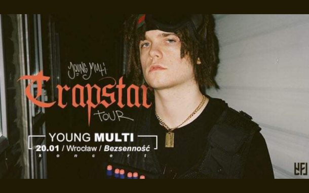 Young Multi - Trapstar Tour