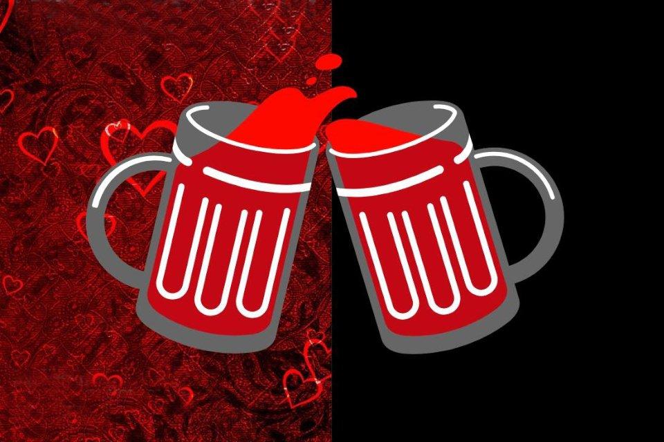 Z miłości do Piwa! Walentynki w Złotym Psie