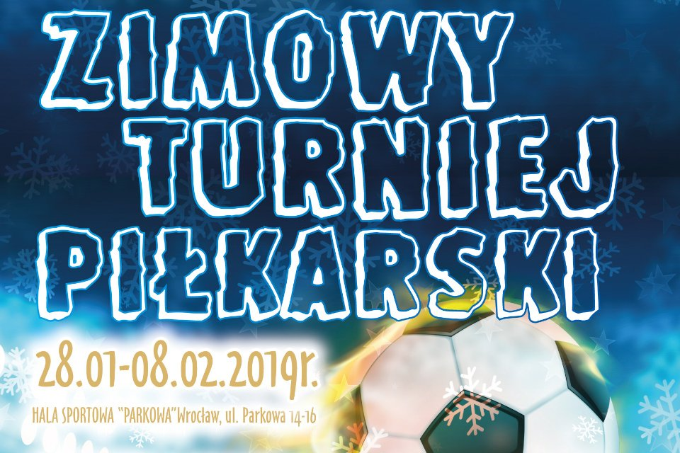Zimowy turniej piłkarski | Ferie we Wrocławiu