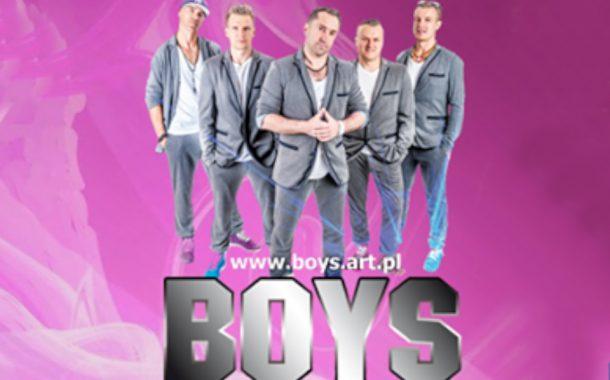 BOYS | koncert (Wrocław 2019) - Walentynkowy weekend