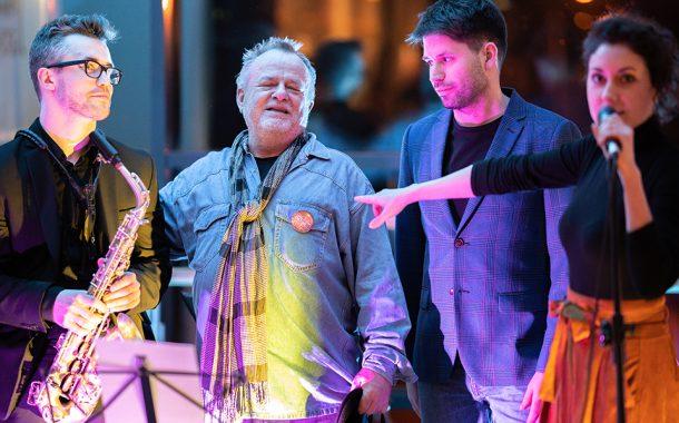 Lech Basel - Jazzografie - wernisaż | fotorelacja