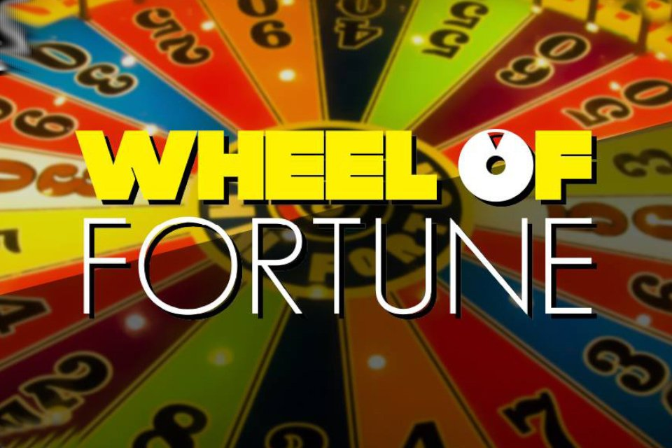 Wheel Of Fortune!
