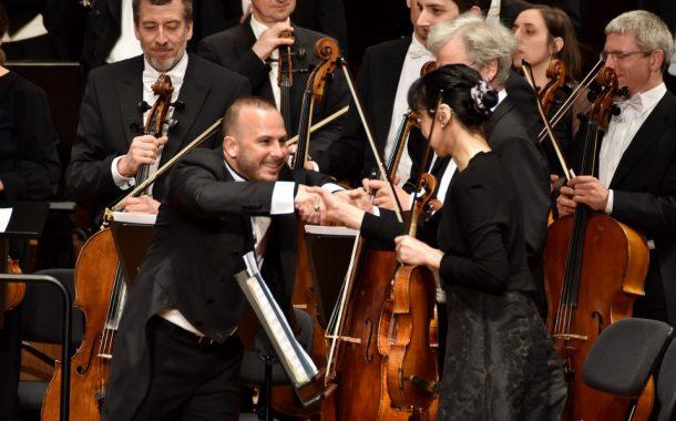 Orkiestra Symfoniczna z Berlina w Narodowym Forum Muzyki
