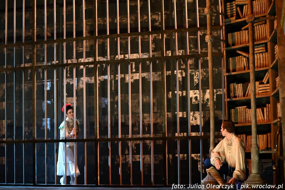 Don Giovanni w szpitalu | po premierze w Operze Wrocławskiej