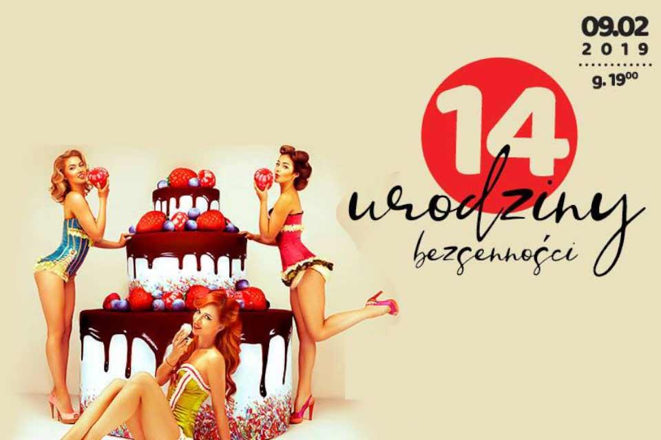 14 Urodziny Klubu Bezsenność