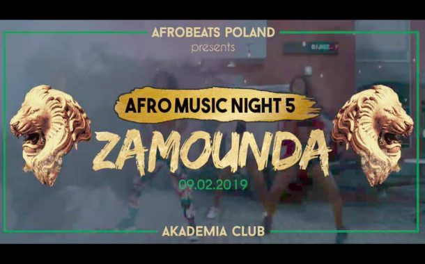 AFRO MUSIC Night 5