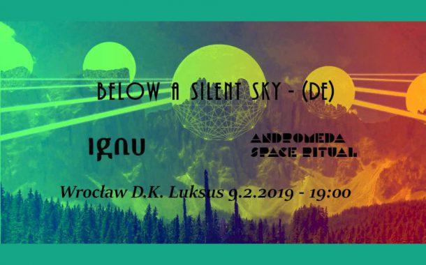 Below A Silent Sky (DE)