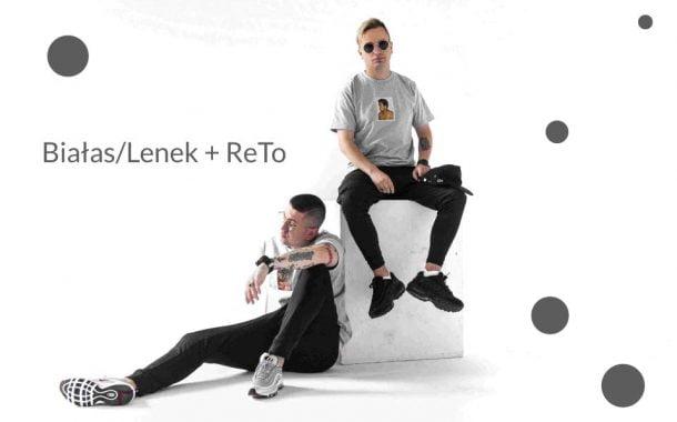 Białas/Lenek + ReTo | koncert