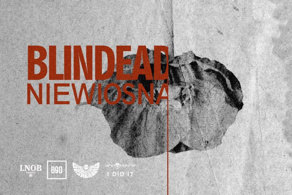 Blindead, MuN, Fleshworld | koncert