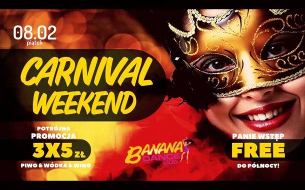 Carnival weekend