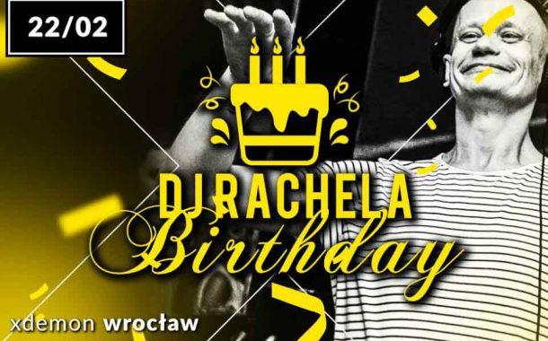 DJ Rachela B-DAY