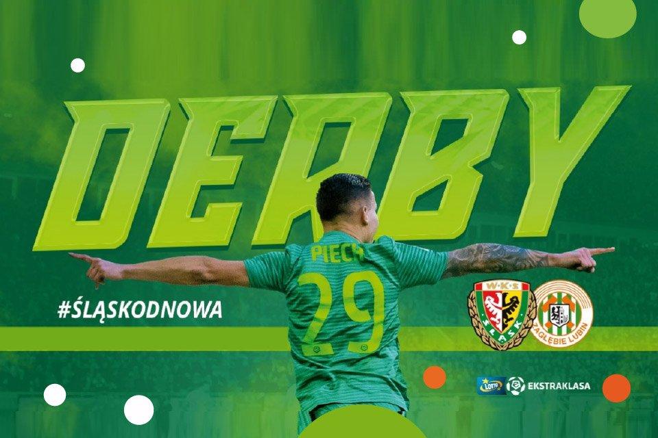 Śląsk Wrocław vs. Zagłębie Lubin | mecz