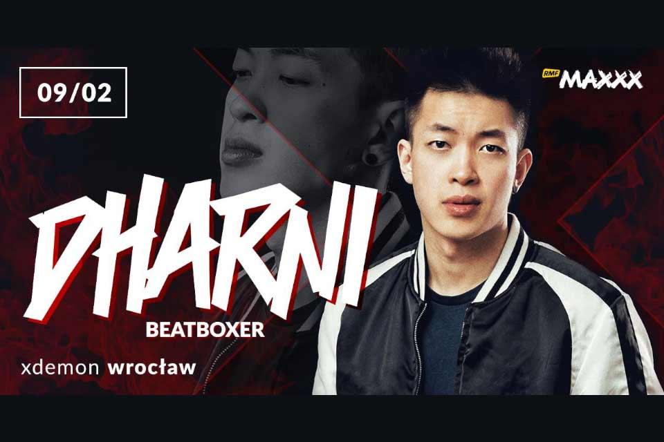Dharni - Beatbox LIVE!