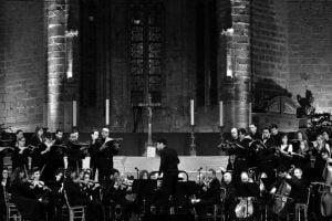 Dixit Dominus ghislieri festival foto archiwum zespolu