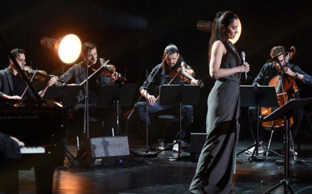 Dorota Miśkiewicz & Atom String Quartet  | koncert