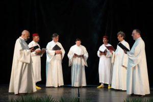 Ensemble Organum foto M Grando