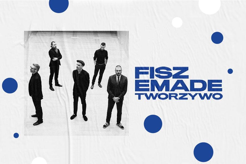 Fisz Emade Tworzywo koncert
