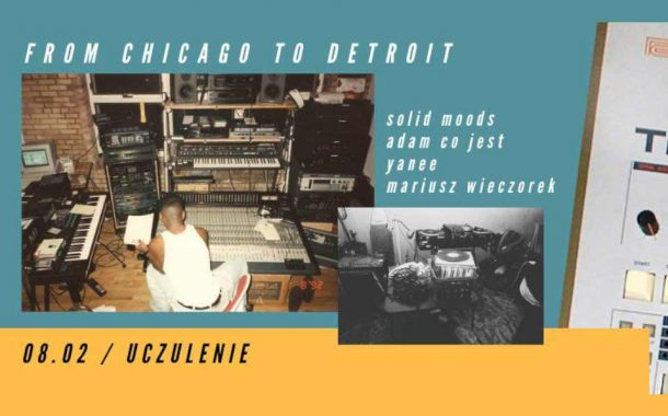 From Chicago to Detroit