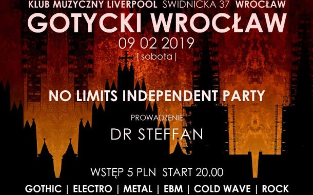 Gotycki Wrocław - No limits independent party