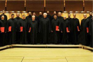 Greek Byzantine Choir foto archiwum zespołu
