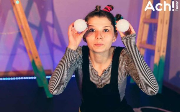 Huśtawka | spektakl dla dzieci