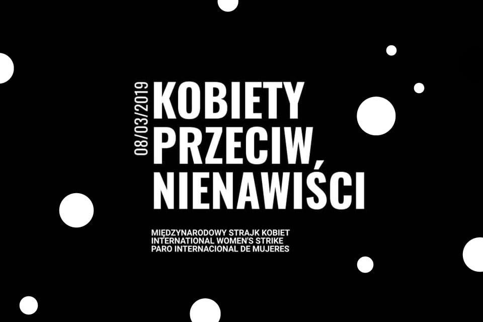 8M Kobiety Przeciw Nienawiści - Wrocław