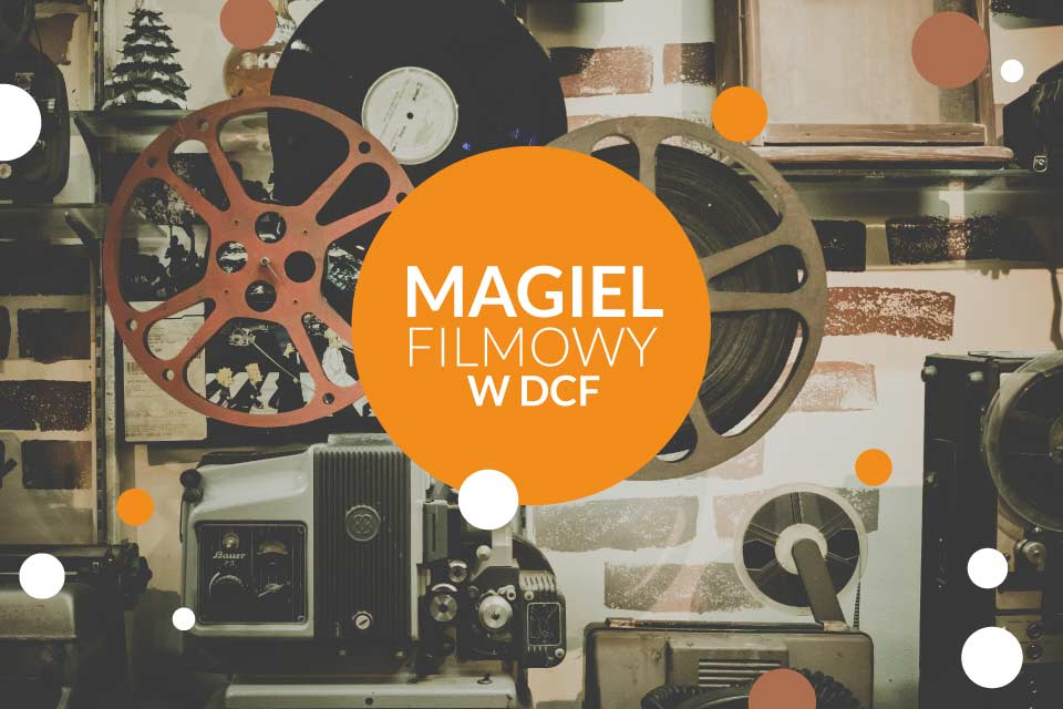 Magiel Filmowy | cykl DCF - spotkanie ze Zbigniewem Zamachowskim
