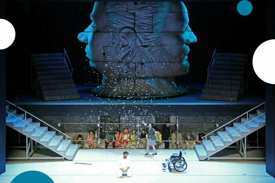 Nabucco Giuseppe Verdiego   opera