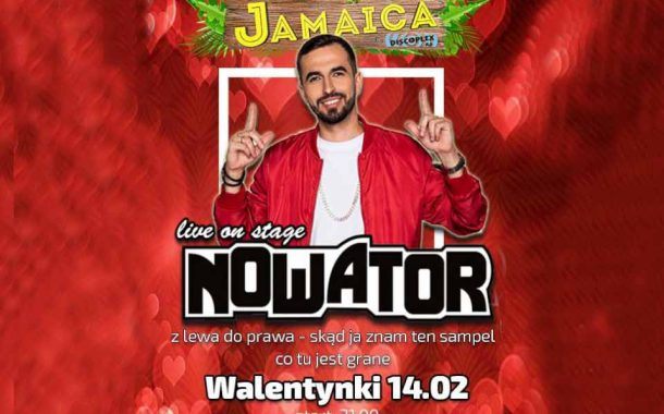 Nowator live in Jamaica!