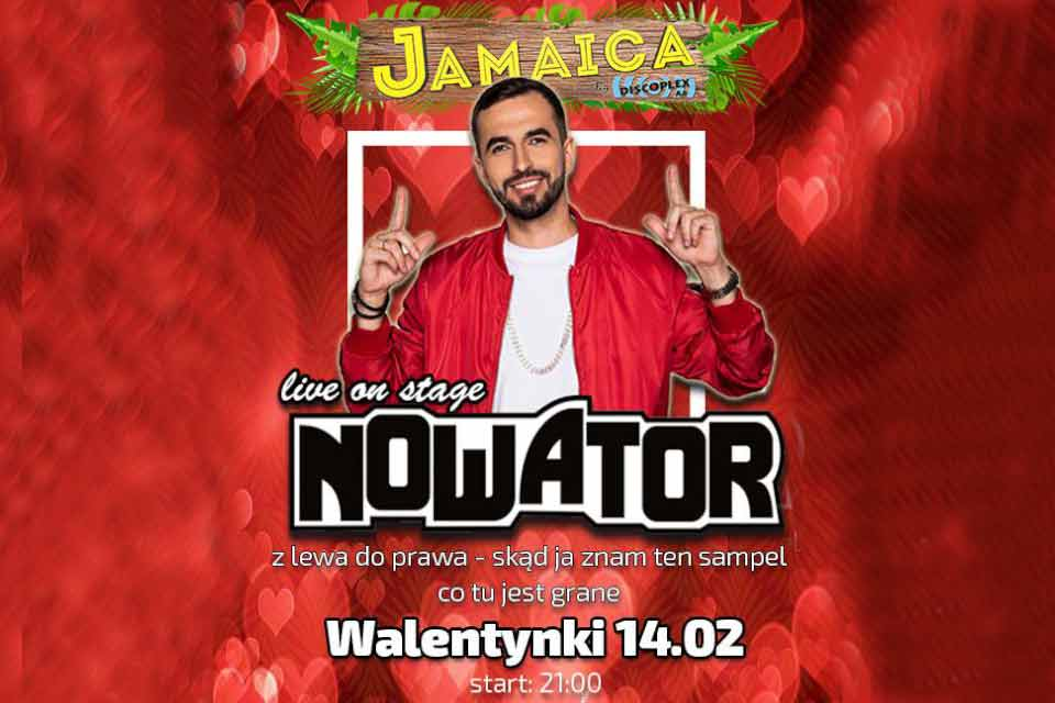 Nowator live in Jamaica!