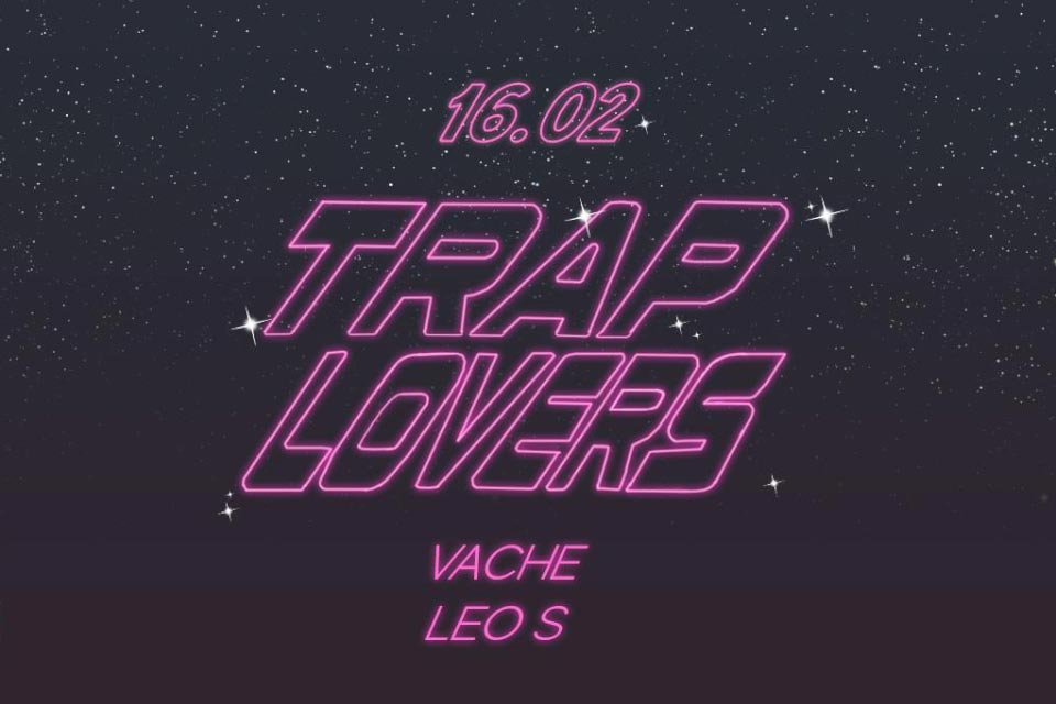 TRAP LOVERS feat. VACHE, LEO S