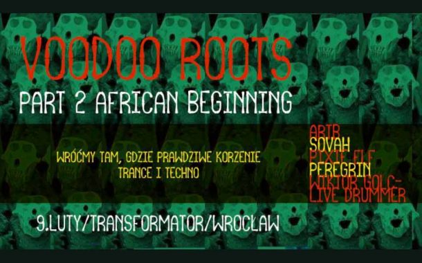 Voodoo Roots part.2- African Beginning