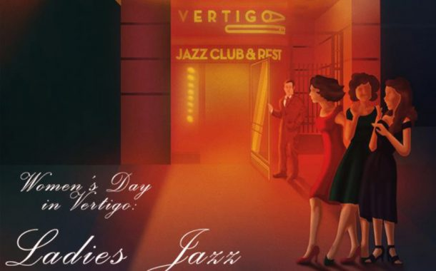 Women's Day in Vertigo: Ladies Jazz | koncert