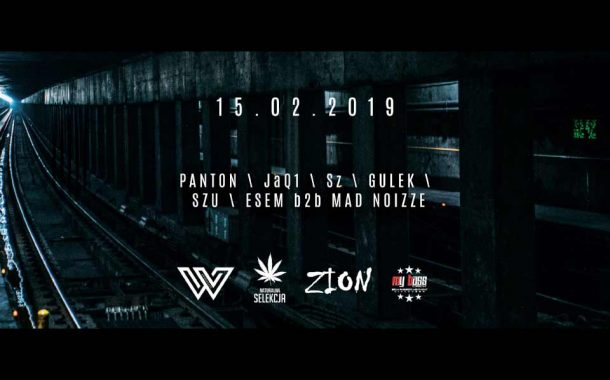 Wrocławski Drum and Bass 1st Stage