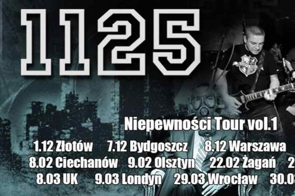 1125 Niepewności Tour vol.1