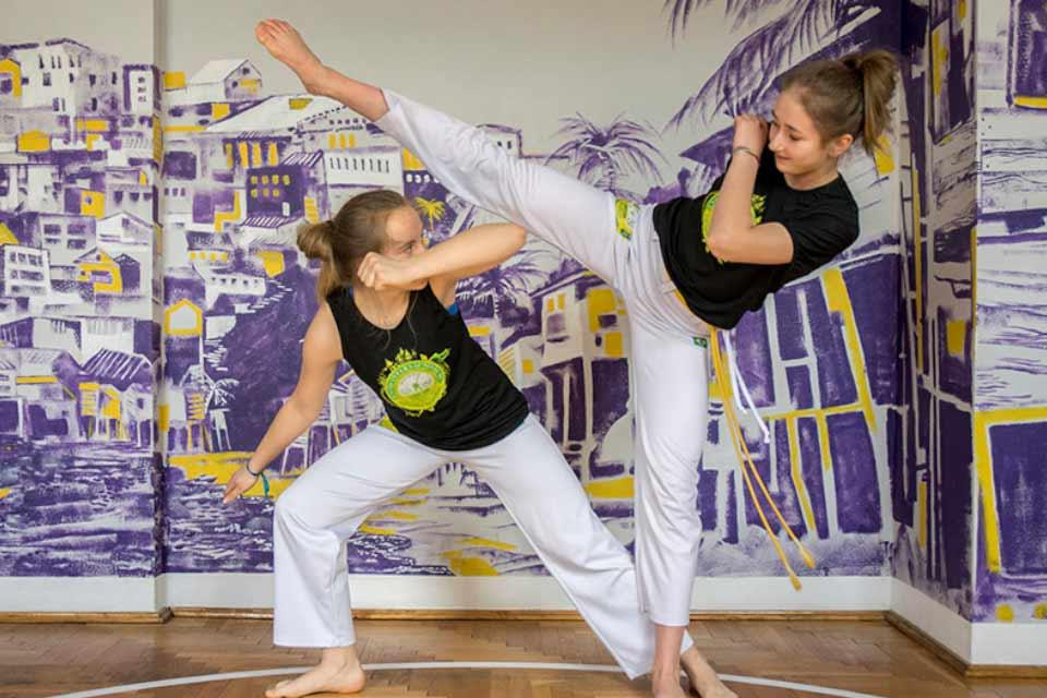 Capoeira dla dzieci | warsztaty