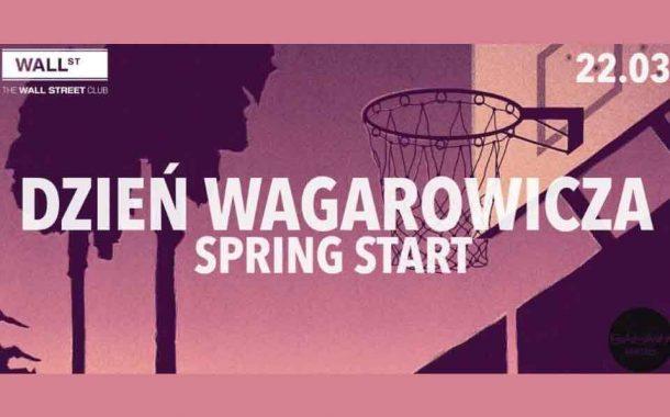 Dzień Wagarowicza x Spring Start @Galaxy Parties