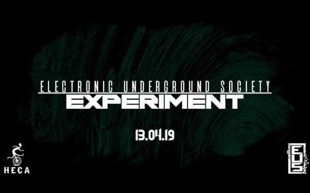 EUS Experiment #3