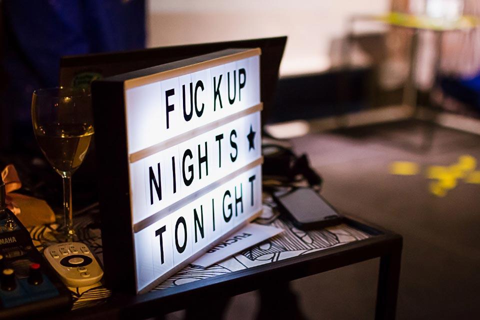 Fuckup Nights Wrocław vol 7.