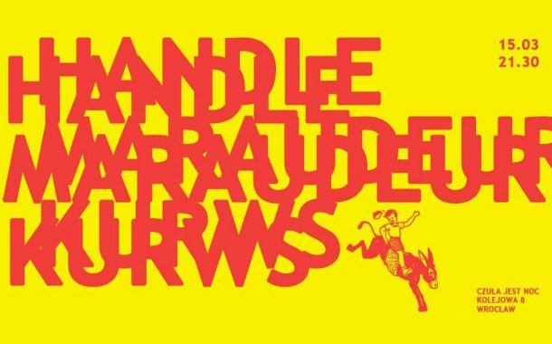 Handle / Maraudeur / Kurws