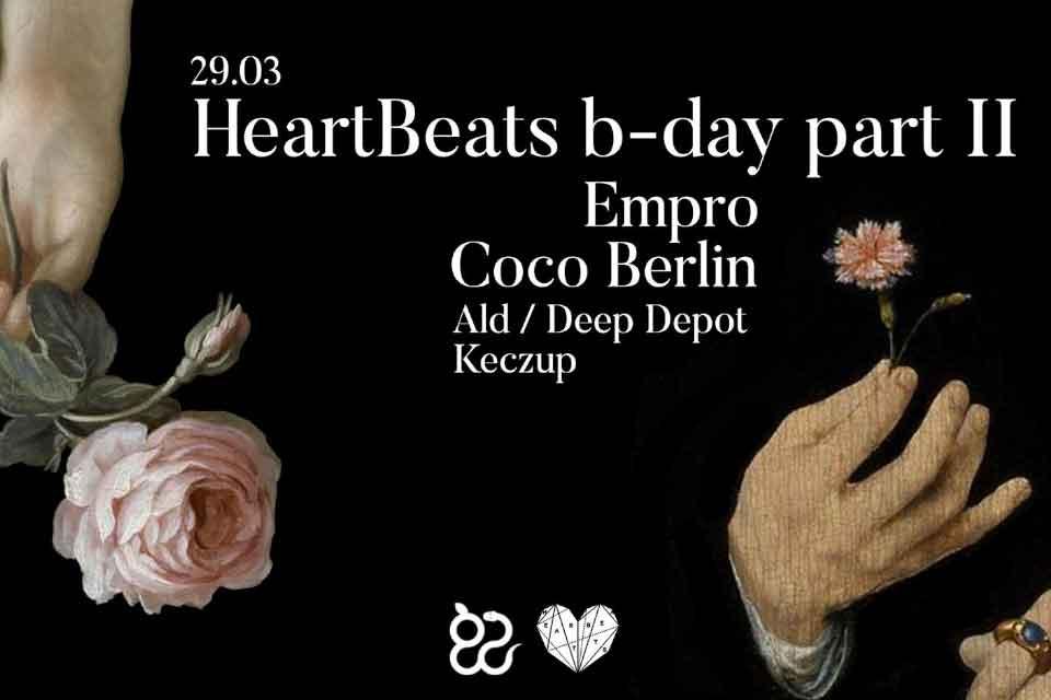 HeartBeats: Empro / Coco Berlin