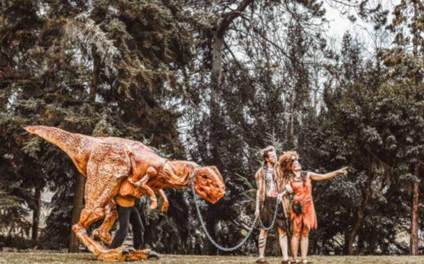 Jak wytresować Dinożarła | spektakl
